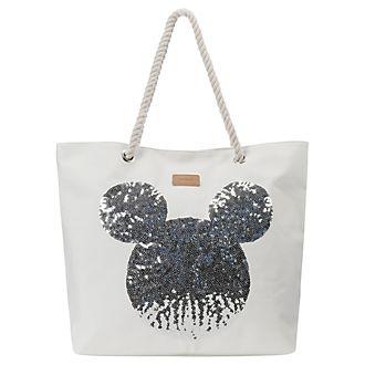Codello Mickey Mouse Sequin Tote Bag
