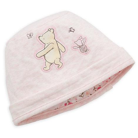 Sombrero reversible Winnie the Pooh para bebé