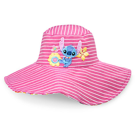 Stitch Reversible Baby Swim Hat