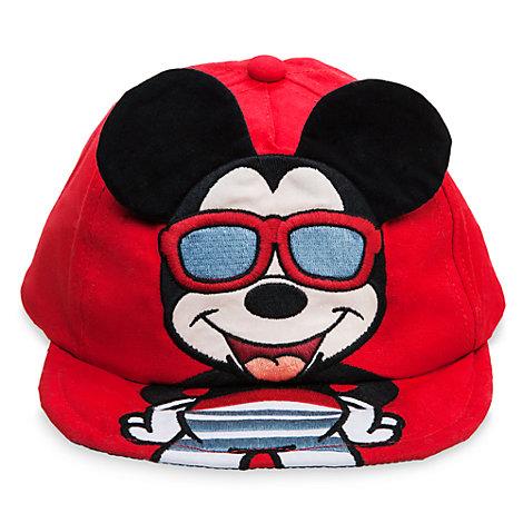Gorro de baño Mickey Mouse para bebé