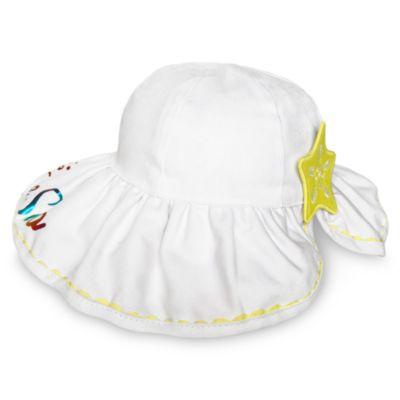 Sombrero de playa La Sirenita para bebé