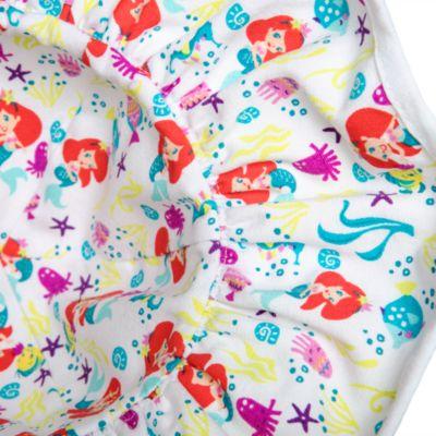 Bonnet de bain pour bébé La Petite Sirène