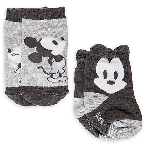 Conjunto de calcetines Mickey Mouse para bebé