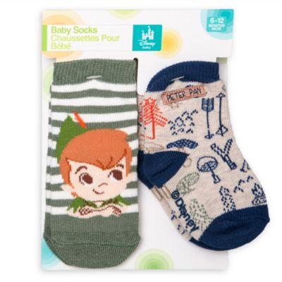 Peter Pan Baby Socks, Pack of 2