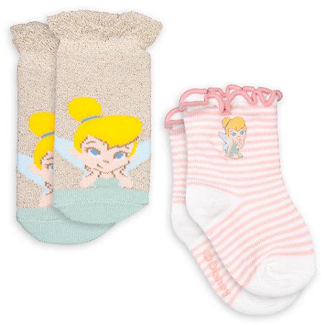 Tinkerbell - Babysocken, 2er-Pack
