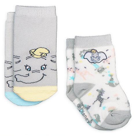 Dumbo - Babysocken, 2er-Pack