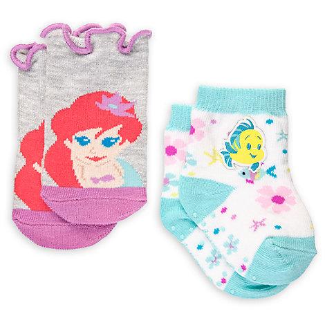 Arielle, die Meerjungfrau - Babysocken, 2er-Pack