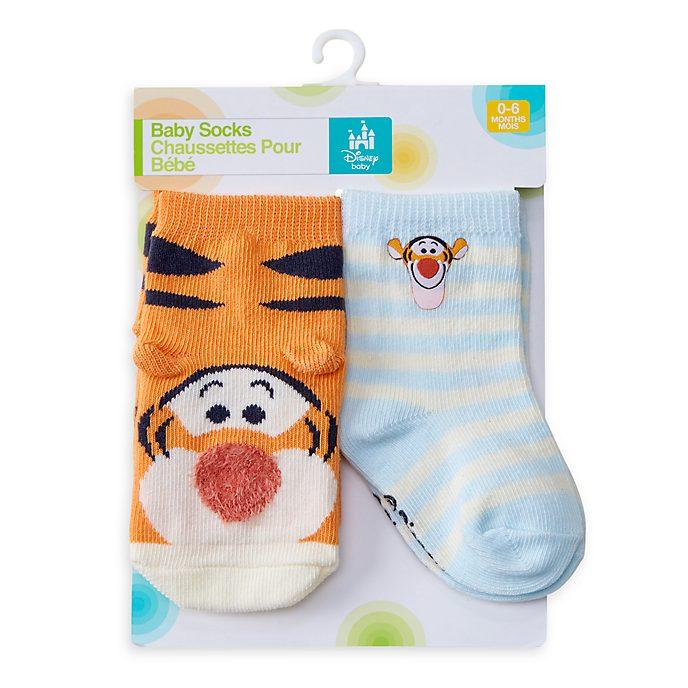 Disney Store - Tigger - Babysocken, 2-er Pack