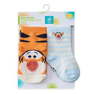 Calcetines Tigger para bebé (2pares), Disney Store