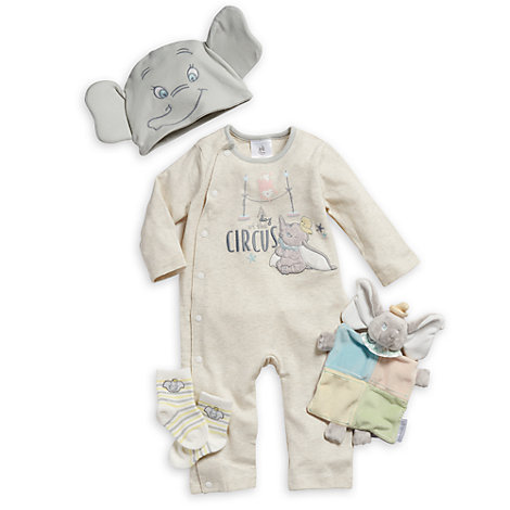 Dumbo Welcome Home Baby Gift Set