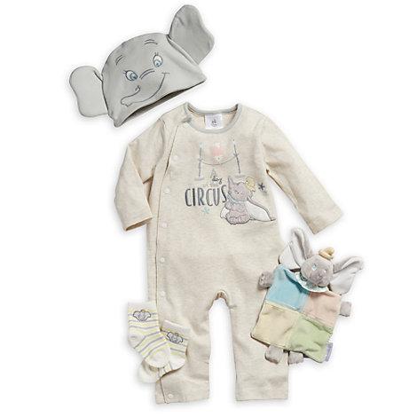 Set idea regalo di benvenuto baby Dumbo