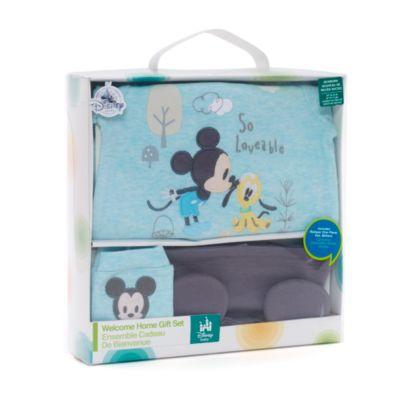 Micky Maus - Willkommens-Baby-Geschenkset