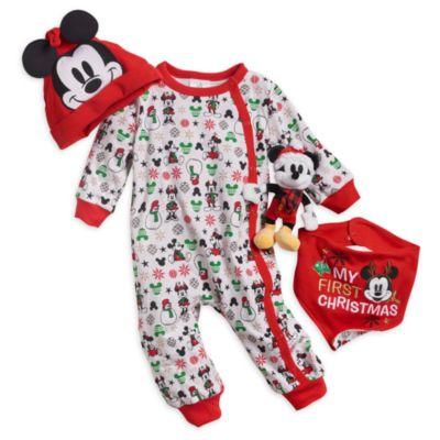 Set confezione regalo neonato Baby's First