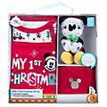 Disney Store Ensemble cadeau Mon premier Noël Mickey et ses amis pour bébés