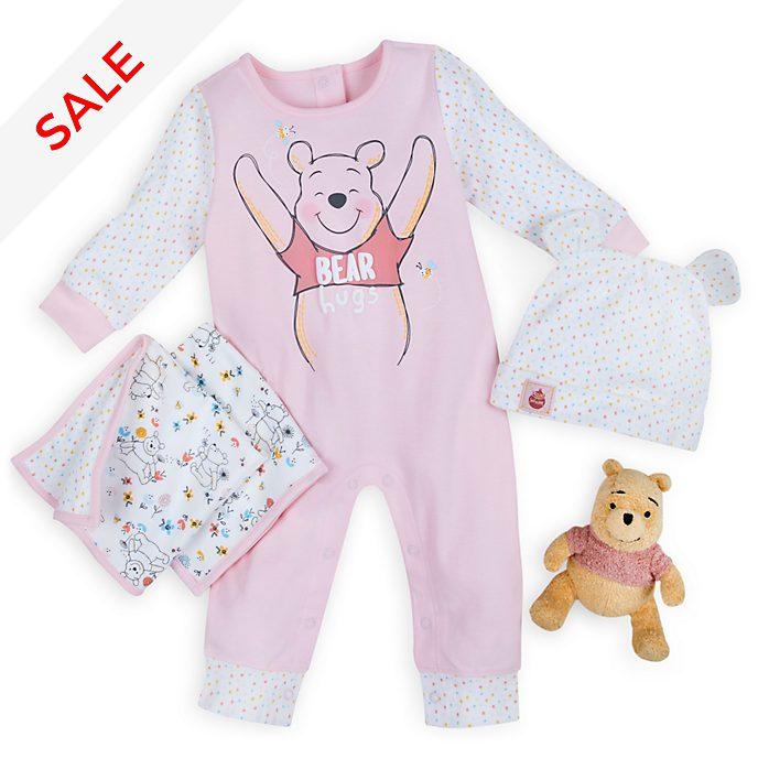 Disney Store Winnie the Pooh Baby Gift Set