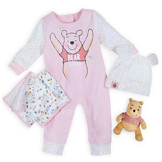 Disney Store Ensemble cadeau Winnie l'Ourson pour bébé