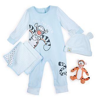 Disney Store Tigger Baby Gift Set