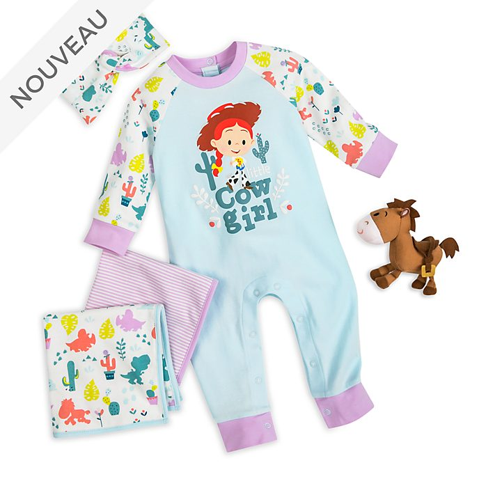 Disney Store Ensemble cadeau pour bébé Jessie, Toy Story