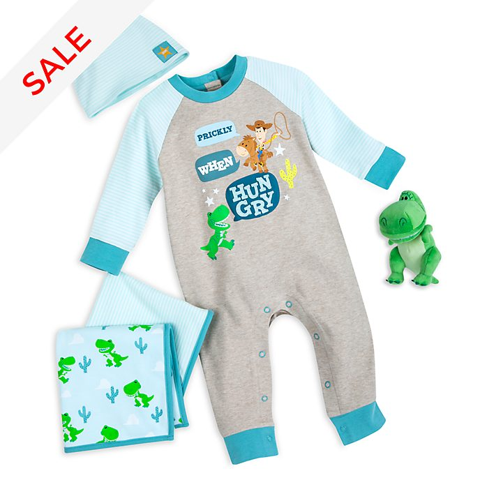 Disney Store Woody Baby Gift Set, Toy Story