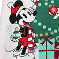 Disney Store Mickey and Friends Holiday Cheer Baby Body Suit
