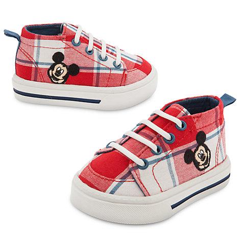 Zapatos Mickey Mouse para bebé