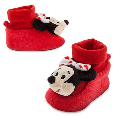 Minnie Maus – Hausschuhe für Babys