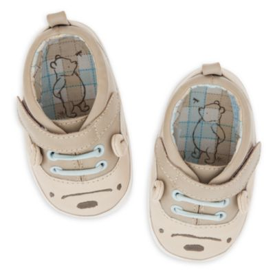 Winnie the Pooh Baby Shoes