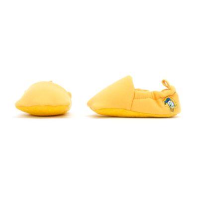 Zapatos de disfraz Pato Donald para bebé