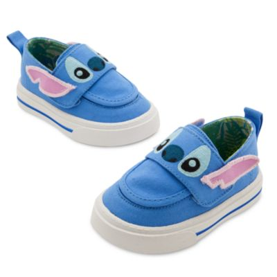 Stitch Baby Shoes