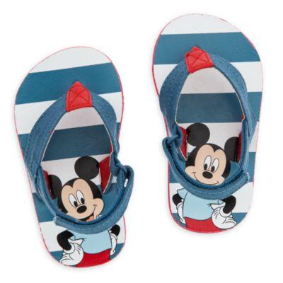 Micky Maus - Flip Flops für Babys