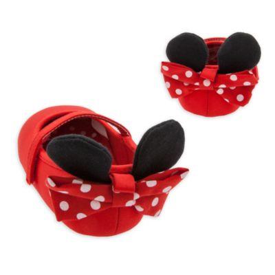 Chaussures de déguisement Minnie Mouse pour bébé