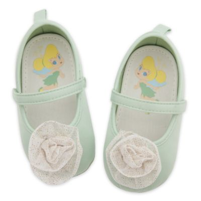 Tinker Bell Baby Costume Shoes