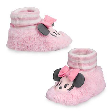 Minnie Maus - Hausschuhe für Babys