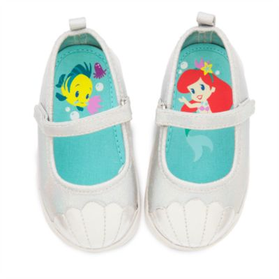 The Little Mermaid Baby Shoes