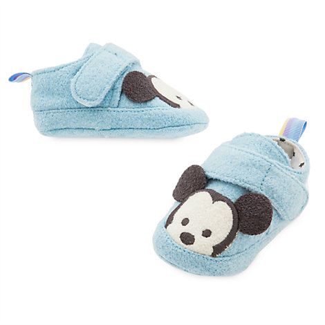 Mickey Mouse Baby Slippers