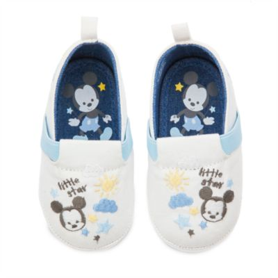 Micky Maus - Babyschuhe