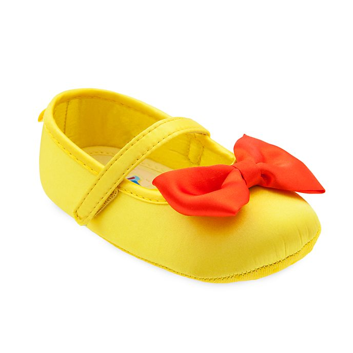 Disney Store Snow White Baby Shoes