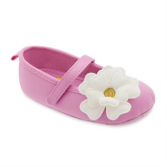 Disney Store Rapunzel Baby Shoes