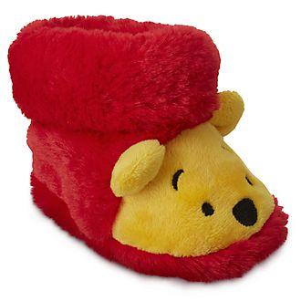 Disney Store - Winnie Puuh - Baby-Hausschuhe