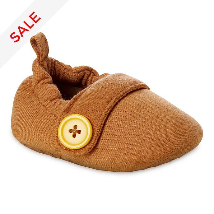 Disney Store Pinocchio Baby Shoes