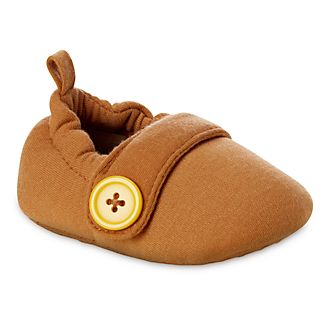 Disney Store Pinocchio Baby Shoes