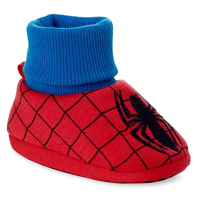Disney Store Spider-Man Baby Shoes