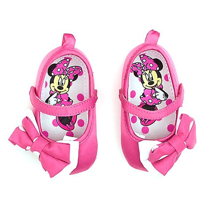 Disney Store - Minnie Maus - Babyschuhe in Pink