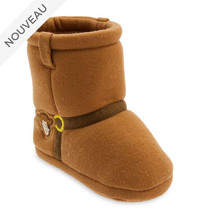 Disney Store Chaussures de déguisement Woody pour bébé