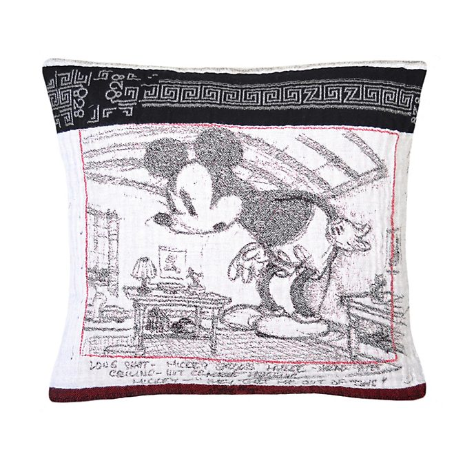 Zoeppritz Mickey Mouse Cushion Cover