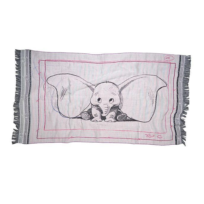 Zoepritz Couverture Dumbo rose pour bébés