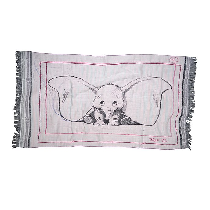 Zoeppritz Dumbo Pink Baby Blanket