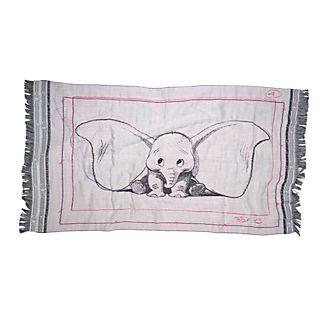 Manta Dumbo rosa para bebé de Zoeppritz