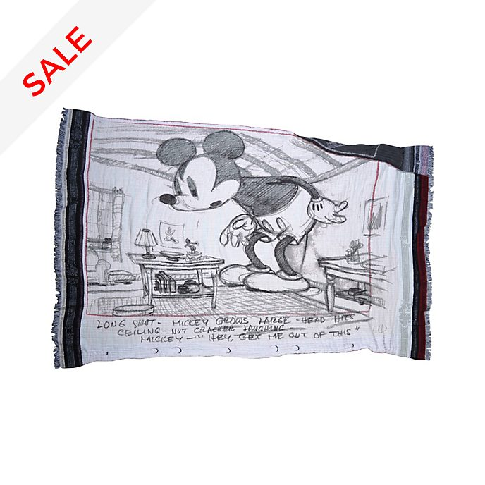 Zoeppritz Mickey Mouse Throw