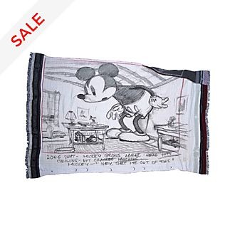 Zoeppritz Mickey Mouse Throw